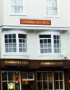 Cathedral Gate Hotel