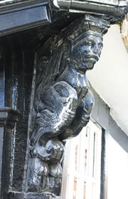 King's English Gargoyle