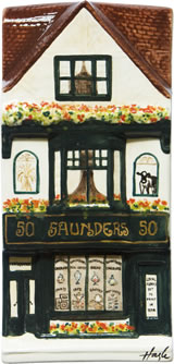 Saunders (Gold)