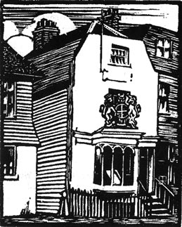 Romary House Drawing